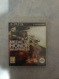 Medal of Honor:Warfighter PS3