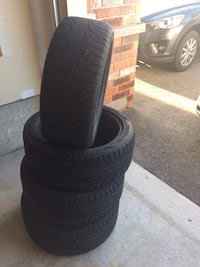 Full Set of Tires 225 45R 17 Newmarket