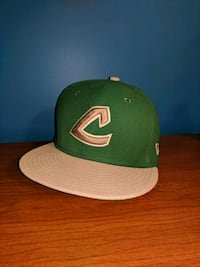 green and white New York Yankees cap Richmond Heights, 44143