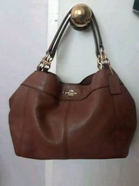 Brawn coach bag  Toronto, M1L 3W7