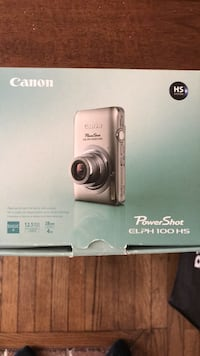 Canon ELPH 100 HS digital camera Alexandria, 22314