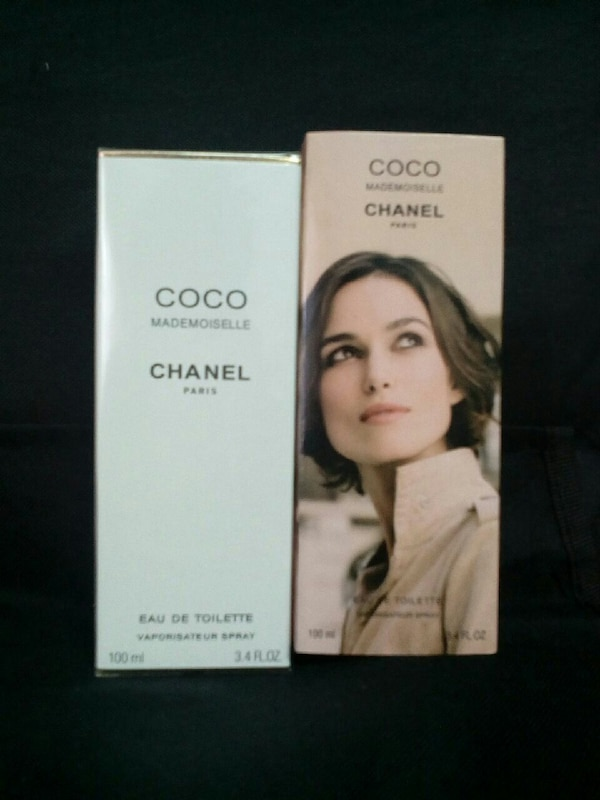 Coco Chanel mademoiselle 100 ml