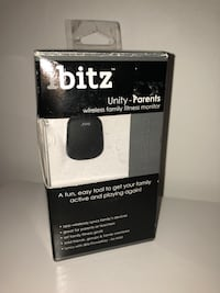 ibitz Unity-Parents wireless family fitness monitor.