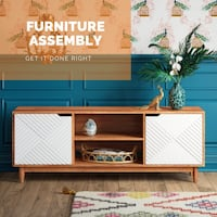 Contracting Furniture Assembly