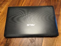 Laptop: ASUS X54C | Dual Core 2.3GHz | 8GB Ram | 256 GB SSD | 1366x768 Vancouver