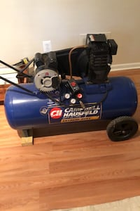 Campbell Hausfield Extreme Duty Portable Electric Air Compressor