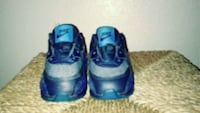 pair of blue-and-white Nike sneakers Palmdale, 93550