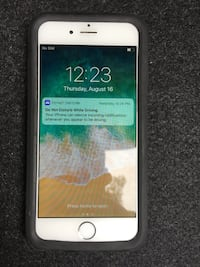 Apple iPhone 6 - 64GB - Silver (Unlocked) A1586 (CDMA + GSM) Evansville, 47715