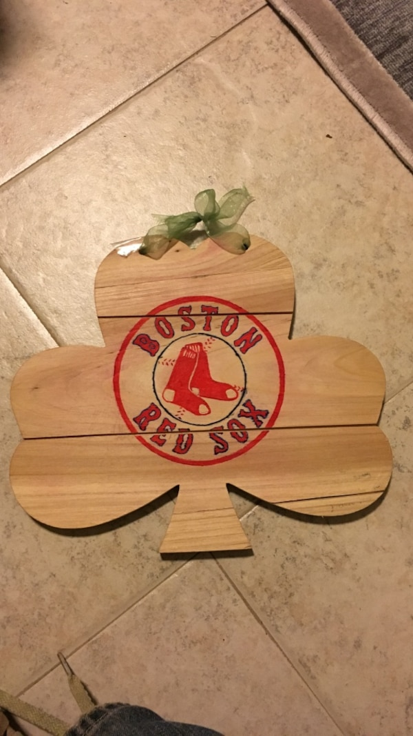 Boston Red Sox wood