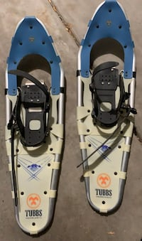 """Tubbs Expedition 30"""" Snowshoes MTN RCS Binding USA (Retail High Price)"""