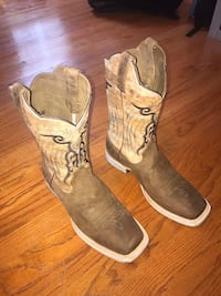 Ariat Mesteno Western Boot (never worn before) Size 10.5 Arlington, 22201