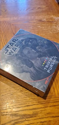 Star Wars - The Black Series Trivial Pursuit  South Riding, 20152