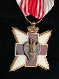 Blood Donor Medal - Belgian (Shipping Available) Toronto, M4V 2C1