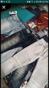 3 pairs of pants for sell ! Guess / Mousai / Zara Capitol Heights, 20743