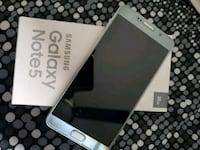 Samsung Note 5 Barrie