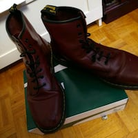 Dr Martens used boots sz 15 Mississauga, L4T 3L6