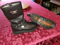 Harley Davidson boots. Like new London, N6H 3C7