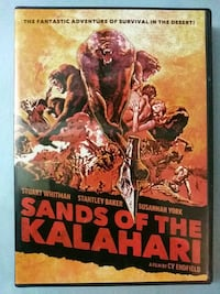 Sands of the Kalahari dvd Baltimore