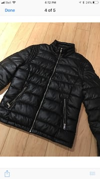 Almost new Guess bubble jacket Whitby, L1M 1E6