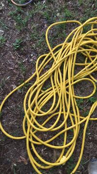 100 foot 10 gauge yellow jacket extension cord Terry, 39170