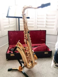 YAMAHA Custom Tenor Saxophone YTS-875 Lake Forest, 92630