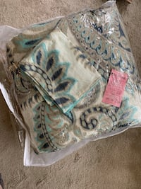 King size comforter and shams Odenton, 21113