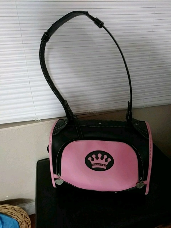 Brand new fancy xsmall dog bag