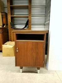 Side table vintage piece from 60/70's office Omaha, 68132