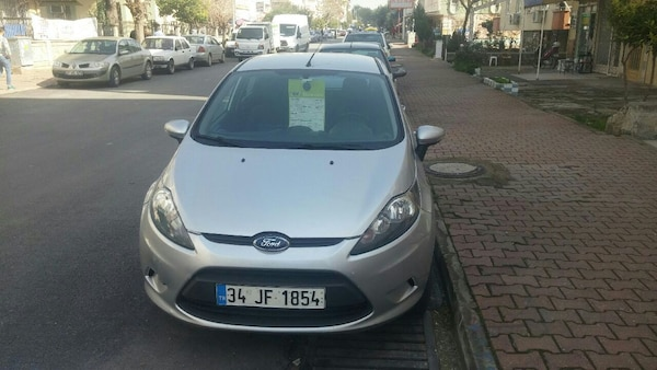 Ford - Fiesta - 1.4 Dizel -Trend-2012 model