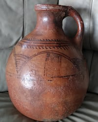 Ancient Redware Pottery Strathroy