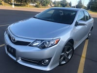 2014 Toyota Camry SE/Very Low Mileage/Navigation Vaughan