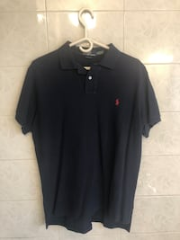 Polo by Ralph Lauren Mens Shirt Size Large Navy Blue New
