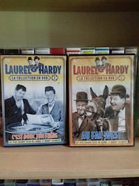 DVD Laurel et Hardy