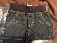 Children's Place Girls shorts size 5 slim Kansas City, 66103