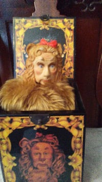 "$99 wizard of oz ""the cowardly lion""#761"