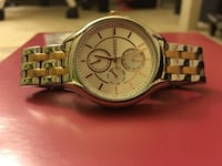 Gold Fossil Women Watch Rockville, 20850