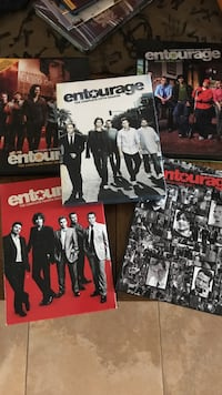 Set of 5 Entourage DVDs Orlando, 32806
