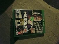 Xbox One madden 25 game Twin Lakes, 53181