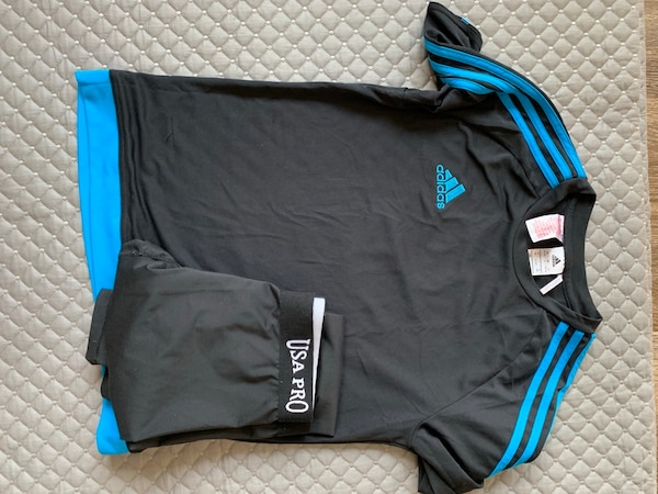 Sport clothes for girls (13-14 years )