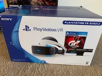 PlayStationVR+MoveControllers+4games all together worth $400for $200 perfect condition,latest and high end Johnston, 50131