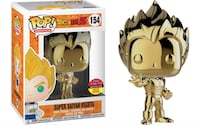 Gold Vegeta Funko Pop Toy Tokyo Exclusive (IN HAND) Washington, 20008
