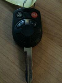 Key for 2010 Ford Fusion