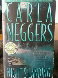 Night's Landing by Carla Neggers Toronto, M1J 3E7
