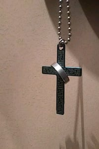 Stainless Steel Cross Pendant Palm Desert, 92211