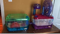 Hamster cages Ranson, 25438