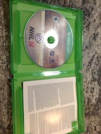 Xbox One Battlefield 1 game disc Winnipeg, R3M
