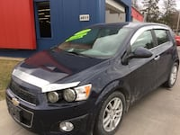 2015 CHEVROLET SONIC LT UNEMPLOYED WE GUARANTEE CREDIT APPROVAL!
