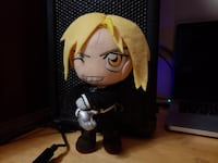 Full Metal Alchemist hangable stuffed figure   2269 mi