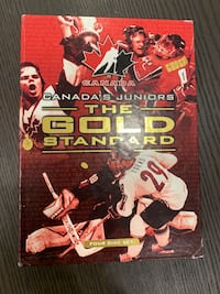 Canada World Junior Hockey: The Gold Standard DVD Set