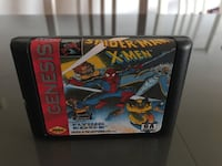 SPIDERMAN - X MEN, Sega Mega Drive PAL Sevilla, 41020